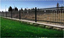 双胜锌钢护栏