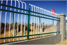 包头锌钢护栏
